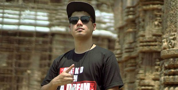 Rapper Big Deal aka Samir Rishu Mohanty