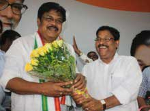 Bijay Mohanty in Congress