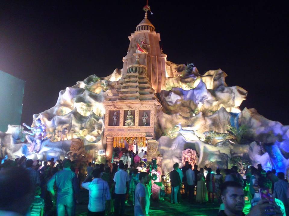 Biswakarma Puja Paradeep