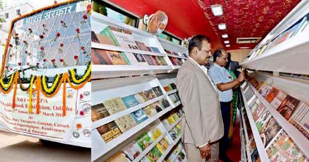 Books on Wheels in Odisha