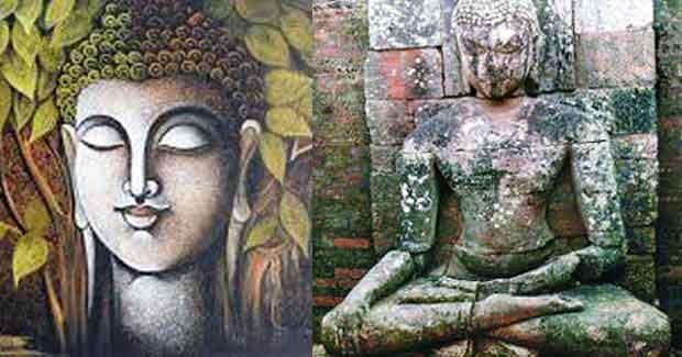Buddha born in Odisha