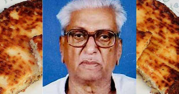 Chhena Poda inventor Sudarshan Sahu
