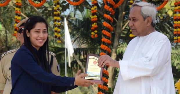 Chinmayee Bhuyan