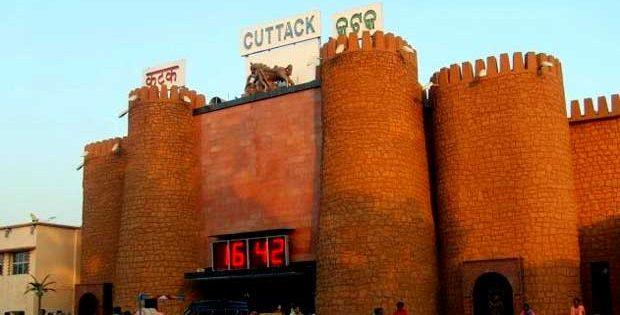 Cuttack Railway Station