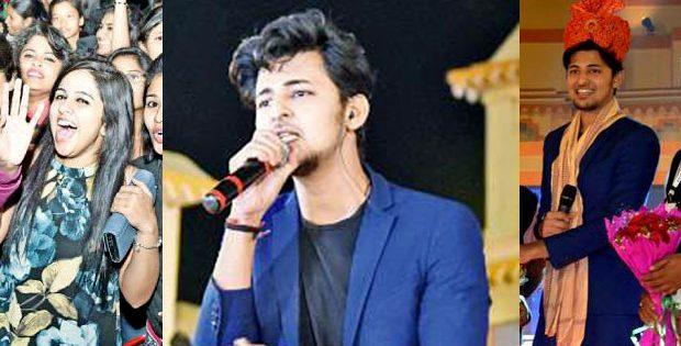 Darshan Raval in Bhubaneswar Sisupalgarh Mahotsav