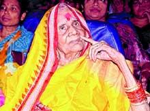 Devadasi Sashimani Devi