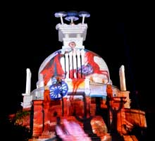 Dhauli Light and Sound show