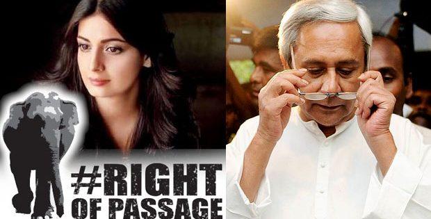 Dia Mirza appeals Naveen Patnaik