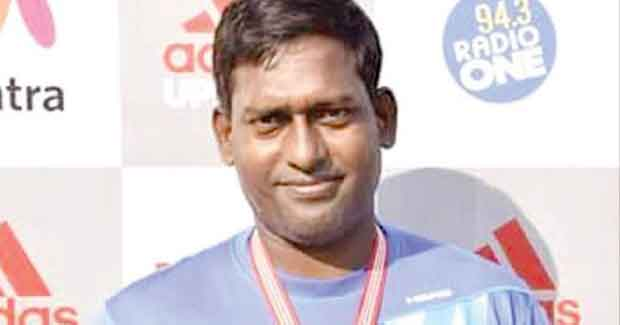 Dilip Mohanty tennis player