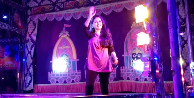 Elina Samantray in Odia Jatra