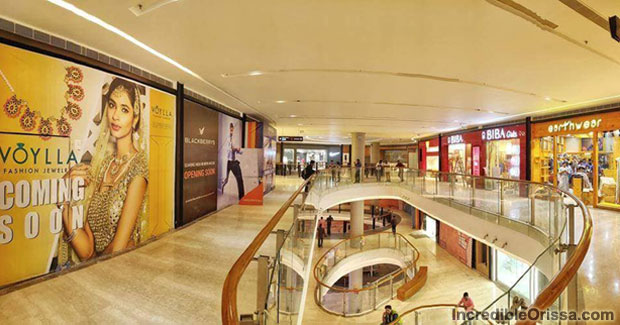 Bhubaneswar gets biggest-ever shopping mall 'Esplanade One