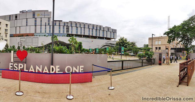 Esplanade One mall
