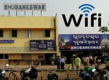 Free WiFi in Bhubaneswar city