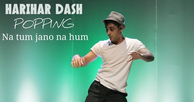 Harihar Dash dance