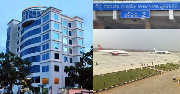 Hotel at Biju Patnaik International Airport