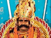 Hrushikesh Bhoi Kansa in Dhanuyatra