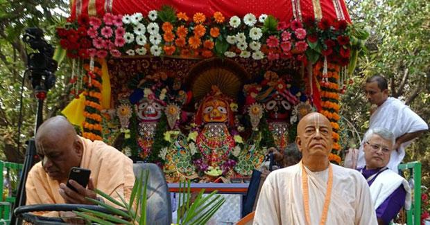 ISKCON Mumbai Rath Yatra