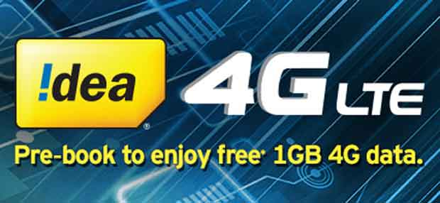 Idea 4G in Odisha