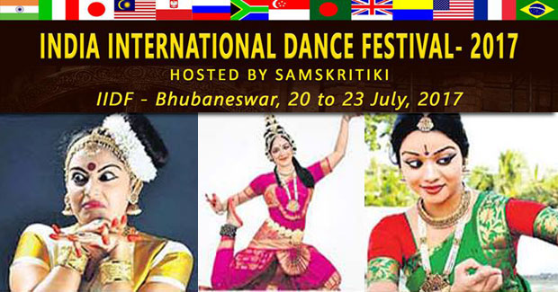India International Dance Festival in Bhubaneswar