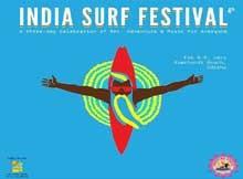 India Surf Festival 2015