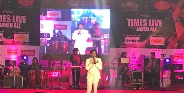 Javed Ali in Bhubaneswar