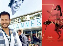 Jitendra Mishra at Cannes Film Festival