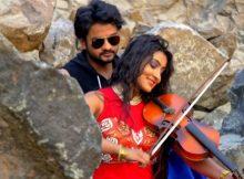 Jyoti and Ankita in Mitha Mitha odia film