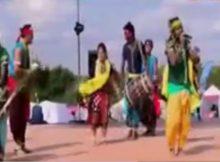 Kalahandi folk dancers