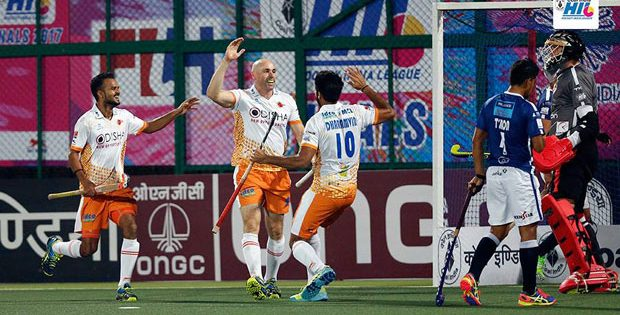 Kalinga Lancers Hockey India League 2017 winner