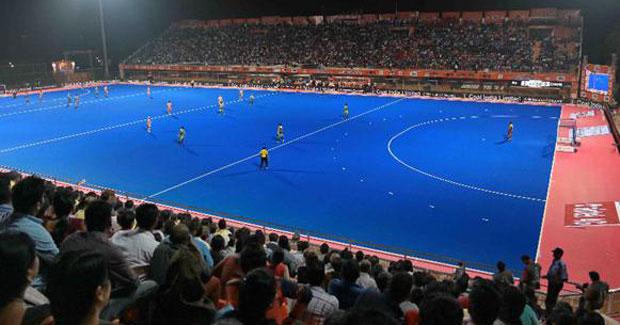 Kalinga Stadium Hockey