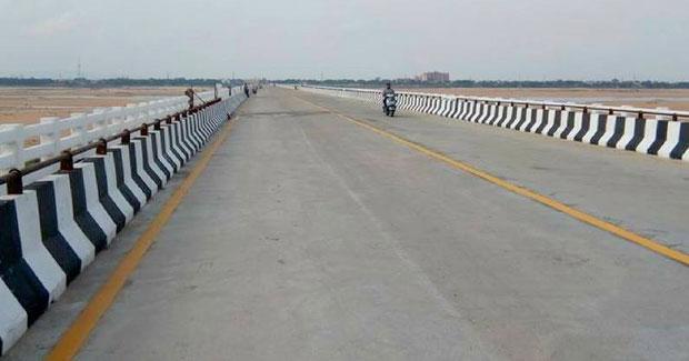 Kathajodi river bridge