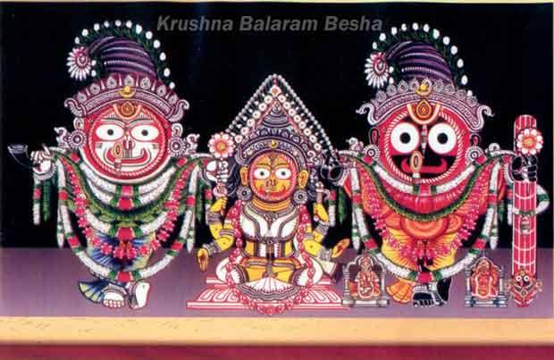 Krushna Balaram Besha