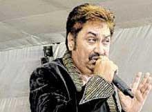 Kumar Sanu in Bhubaneswar