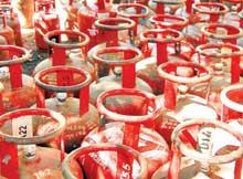 LPG Cylinders in Odisha