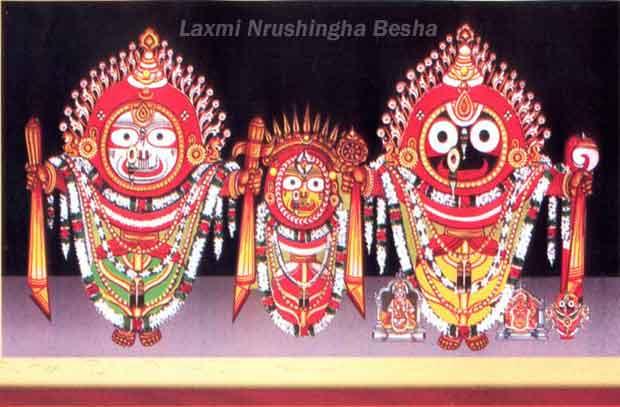 Laxmi Nrushingha Besha