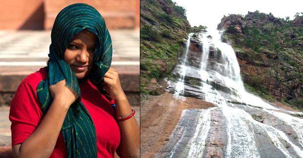 Lipika Singh Darai The Waterfall