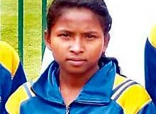 Mandakini Majhi Kho Kho player from Odisha
