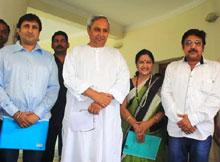 Mihir Das, Satyaki, Trupti Das in BJD