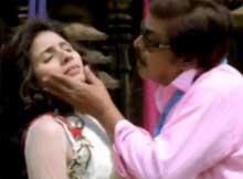 Mihir Das and Yukta in Mu Tara Kie