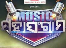 Music Mahasangram on Zee Kalinga