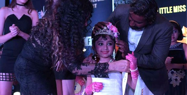 Myra Muni Little Miss Galaxy India
