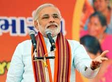 Narendra Modi Odisha rally