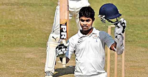 Natraj Behera cricket