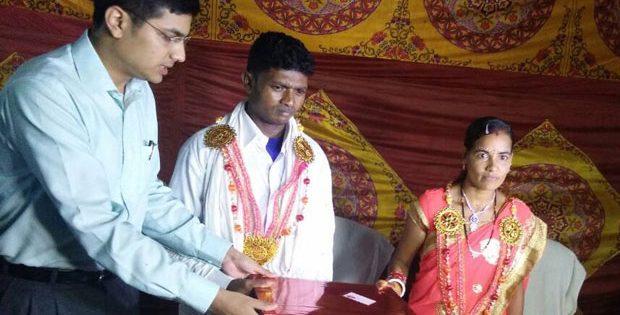 Naxal couple