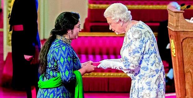 Neha Swain wins Queen's Young Leaders award