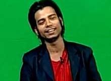 Pragyan in News Room Tamsha