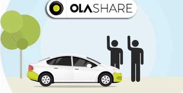 OLA Share