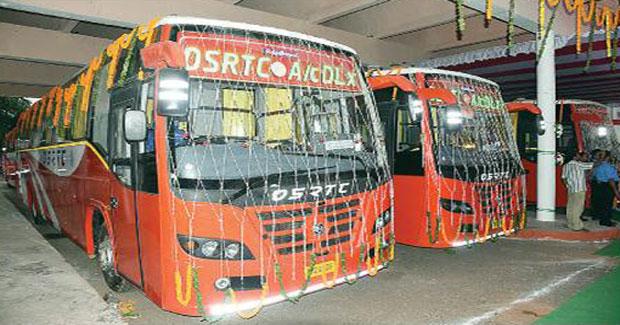 OSRTC AC buses