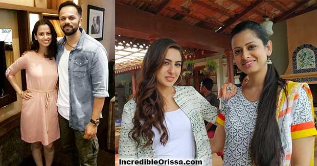 Odia girl Supriya Roy in Simmba