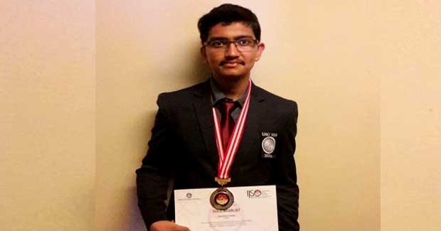 Odia student wins in International Junior Science Olympiad